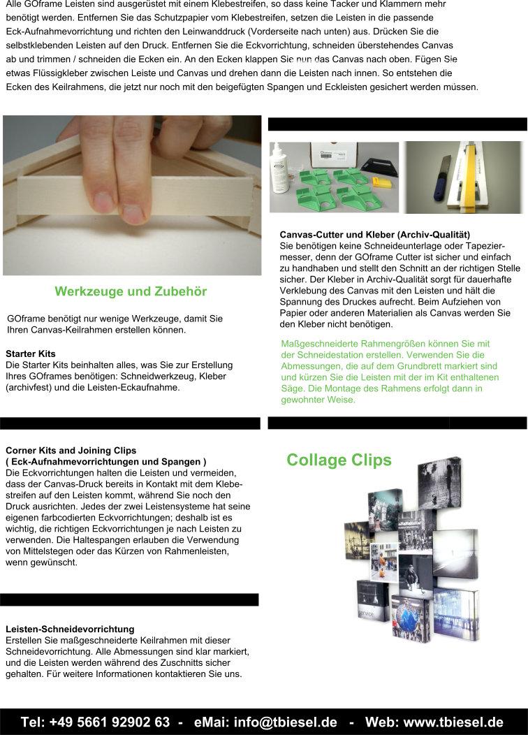 Erfreut Bild Framing Werkzeuge Und Materialien Galerie ...